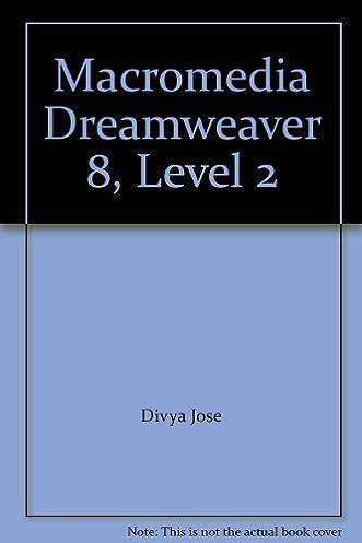 subhashini n divya jose amazon co uk macromedia dreamweaver 8 rh amazon co uk Macromedia Dreamweaver 8 Full Macromedia Dreamweaver 8 Review