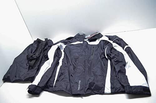 Tourmaster Defender 2.0 Rainsuit Md Black -