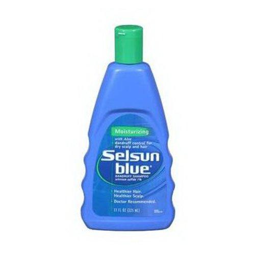 Selsun bleu hydratant Shampooing à l'Aloe - 11 Oz, Pack 6
