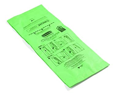 00088903c2a0 Image Unavailable. Image not available for. Color  Rubbermaid Commercial  FG9VCVPB12 Replacement Paper Bag for Traditional Upright Vacuum Cleaner