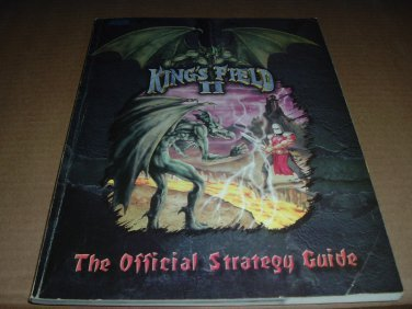 King's Field II Official Strategy Guide