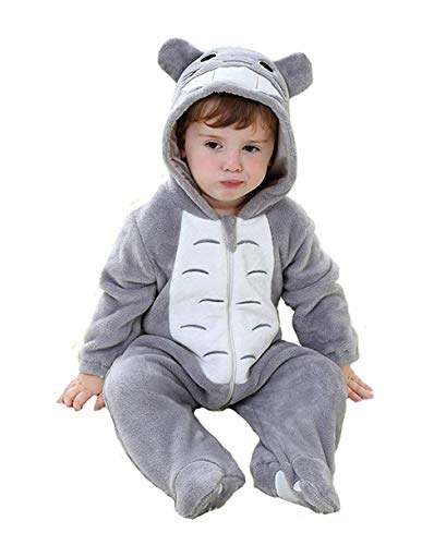 Unisex-Baby Animal Onesie Costume Cartoon Outfit ()