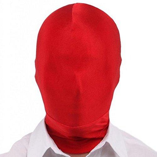 WESTLINK Zentai Mask 2nd Skin Hood Head Full Cover Lycra -