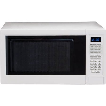 Hamilton Beach 1.3 cu.ft. Digital Microwave Oven (White)