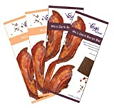 Vosges Milk & Dark Chocolate Bacon Bars