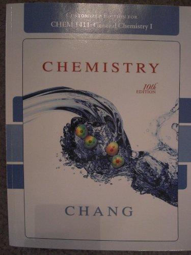 CHEMISTRY >CUSTOM<