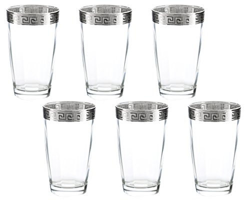Versace Inspired By (Silver Dinnerware Versace Inspired 6-PC Set Of 5.5