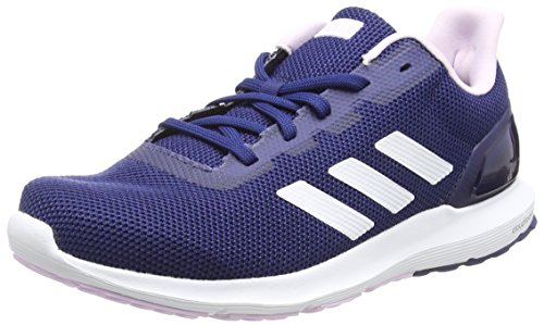 Adidas Cosmic 2, Zapatillas de Trail Running para Mujer Azul (Dark Blue/Footwear White/Aero Pink 0)