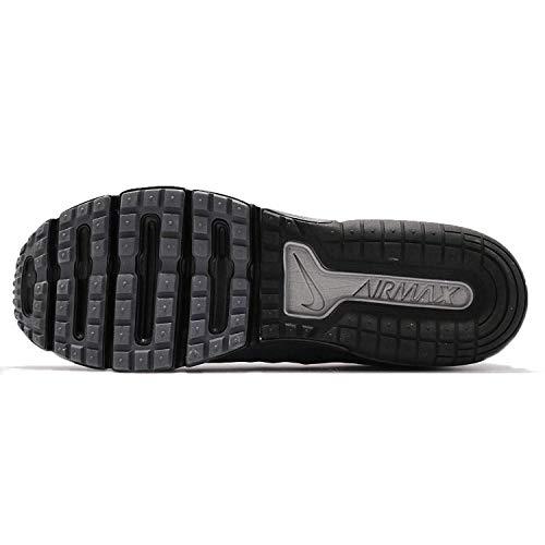 Sequent Air Pour Gris Mtallis 3 De Argent Chaussures Fonc Hommes noir Nike Course Max CWqxZtnwHX