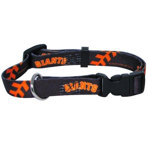 Hunter MFG San Francisco Giants Dog Collar, Small, My Pet Supplies