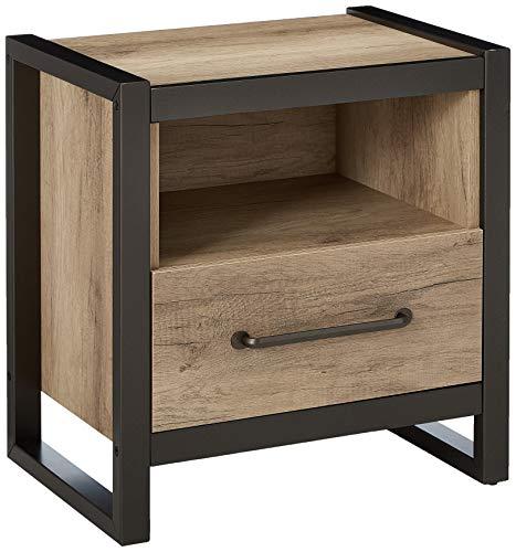 Coaster Home Furnishings 206272 Nightstand, Weathered Oak ()