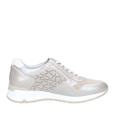 Ecru P805053d Sneakers Nero Donna Giardini wIqB5H