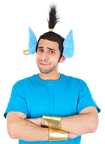 elope Disney Aladdin Genie Headband and Cuffs