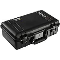 Pelican Air 1525 Case With Padded Dividers (Black)