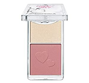 Essence Wood You Love Me? Highlighter & Blush Palette 01 My Heart Is Yours!, 11g