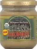 Y.S. Organic Bee Farms Honey, Og, 8-Ounce (Pack of 6)