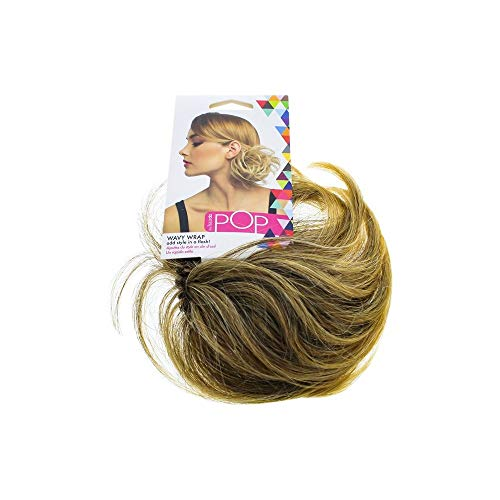 Image of Hairdo Highlight Wrap, R2 R6 Ebony