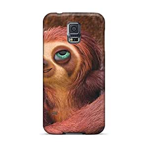 Samsung Galaxy S5 VkK5032ZUrB Support Personal Customs Vivid The Croods Skin Best Hard Phone Covers -DannyLCHEUNG
