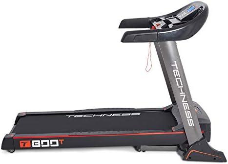 Cinta de correr Techness T800 (20 km/h y 12% de inclinación ...