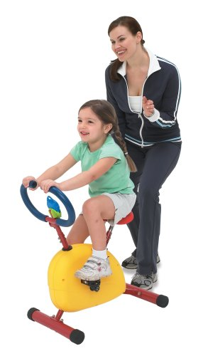 First Fitness Kid's First Exercise Bike