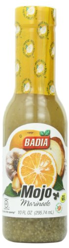 Badia Marinade Sauce Mojo, 10-Ounce (Pack of 12) by Badia