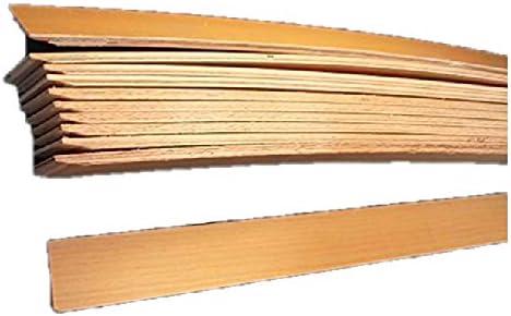 Paquete de repuesto 11, la sustitución curvada listones de ...