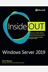 Windows Server 2019 Inside Out Kindle Edition