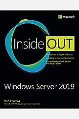 Windows Server 2019 Inside Out (English Edition) eBook Kindle