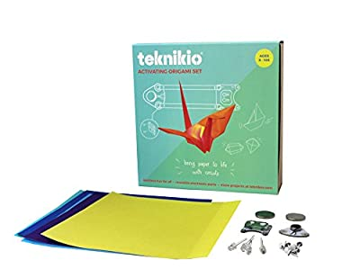 Teknikio Activating Origami Set