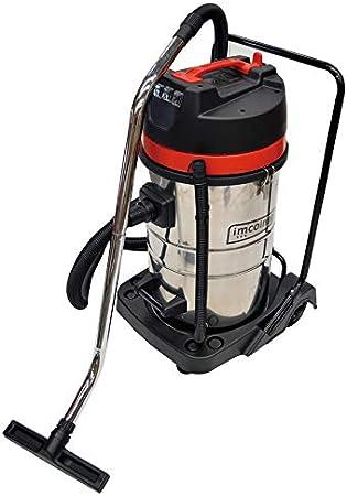 Imcoinsa - Aspirador motor 2 etapas 3000w 100l: Amazon.es: Bricolaje y herramientas