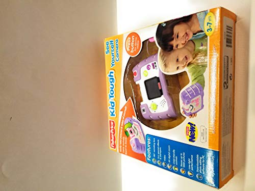 Fisher-Price Kid-Tough See Yourself Camera, Purple by Fisher-Price (Image #4)