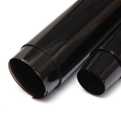 SODIAL R vitres de la voiture teinte Vitres de la voiture teinte Film teinte VLT ULTRA LIMO Noir 3mx50cm -35/%