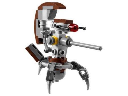 Lego Star Wars Destroyer Droid - DROIDEKA SNIPER - LEGO Star Wars Minifigure