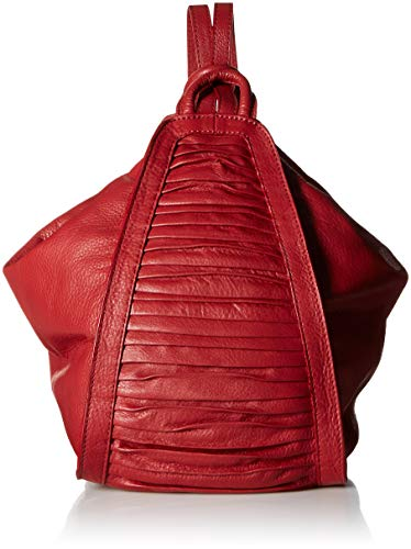 - Kooba Handbags Calabasas Convertible Backpack,  Scarlet, One Size