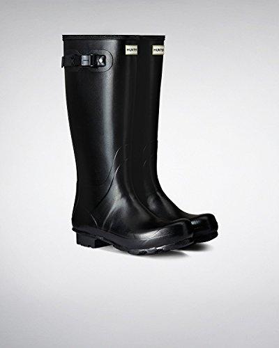 Hunter Original Adjustable Slide Men - Badeschlappen black