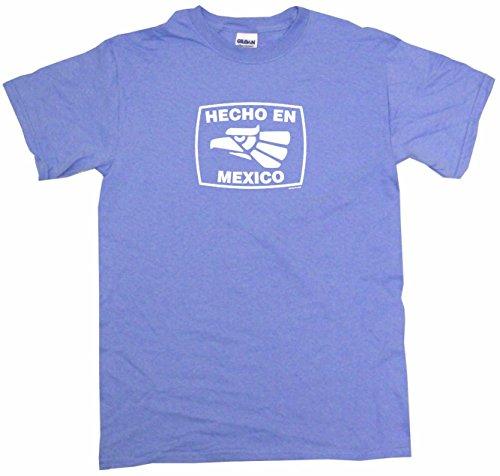 Cozumel 5 Light (Hecho En Mexico Made in Little Boy's Kids Tee Shirt 5/6T-Light Blue)