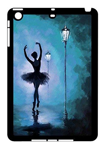 Customized Cell Case for iPad mini 2d - Ballet Dance Case For iPad mini 2d