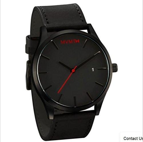 Genießen Armbanduhren Automatik Chronograph Uhr Uhrarmband Business Watch (2)