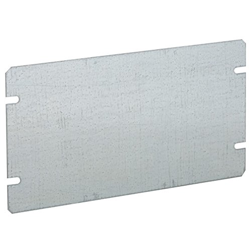 Hubbell-Raco 846 Gang Box Cover, 4 Gang, Blank Flat Cover (Pack of 5)