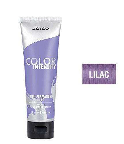 semi permanent hair dye lilac - 3