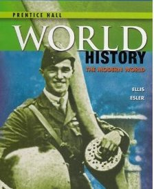 WORLD HISTORY THE MODERN ERA (NEW JERSEY) (World History The Modern Era Ellis Esler)