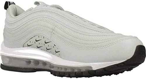 Nike W Air MAX 97 LX, Zapatillas de Deporte Interior para Mujer, Multicolor (Light Silver/Light Silver/Black/White 002), 36 2/3 EU: Amazon.es: Zapatos y complementos