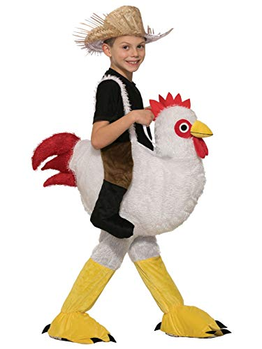 Forum Novelties Ride-A-Chicken Costume, One Size -