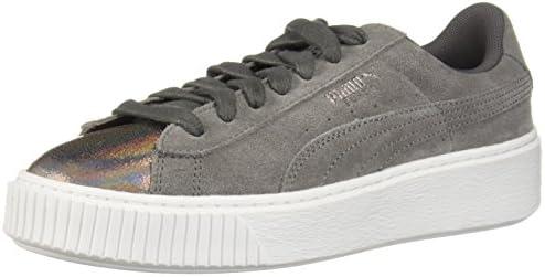 f2a2352ff746 Puma Women s Suede Platform Lunar Lux Wn Sneaker