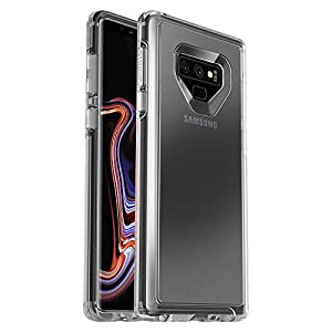OtterBox Symmetry Clear Series Case for Samsung Galaxy Note9 - Retail Packaging - Clear