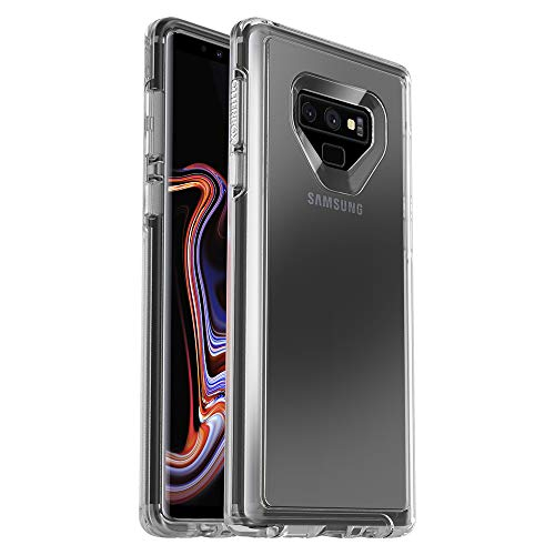 - OtterBox Symmetry Clear Series Case for Samsung Galaxy Note9 - Retail Packaging - Clear