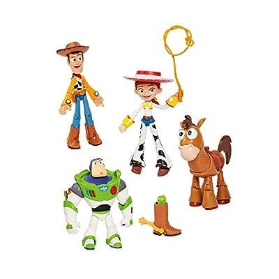 Disney Toy Story Action Figures - Pixar Toybox No Color