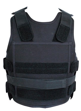 Stichschutzweste - Tactical Unterziehweste - Größe 46-50 (S-M) Buchner