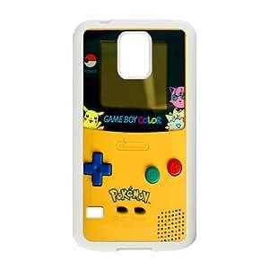 Pokemon Games Black Samsung Galaxy S5 case