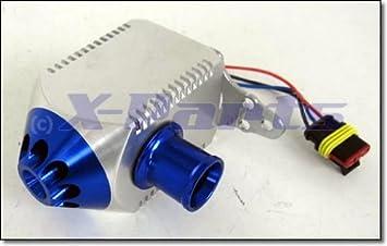 X-Parts - Válvula de descarga eléctrica para todo tipo de motores turbo diésel, variante 2: Amazon.es: Coche y moto